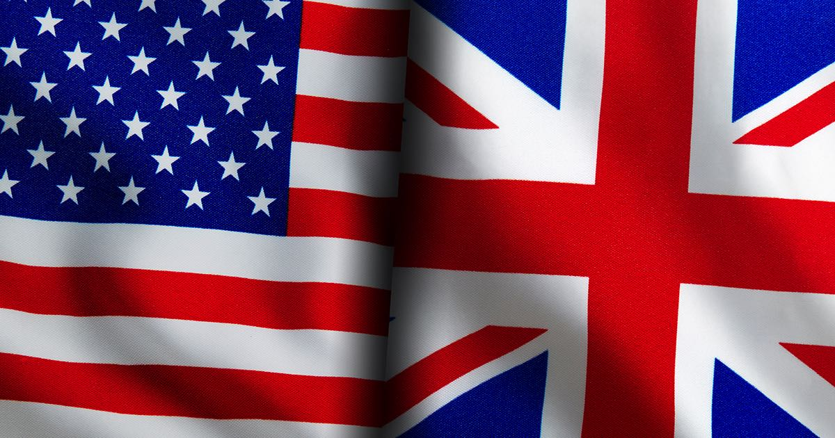 British, American e Australian English - le differenze