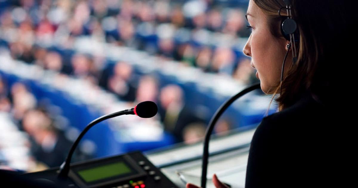 3 Big raccontano il mondo dell'Interpretariato di Conferenza