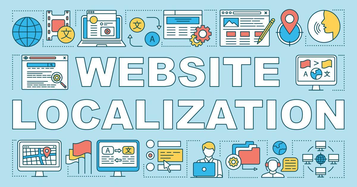Traduzioni per localizzazione siti web